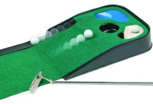 JEF World Of Golf Hazard Deluxe Putting Mat