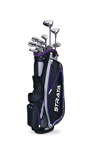 Callaway Women's Strata Plus Complete Golf Set, Prior Generation (14-Piece, Right Hand)