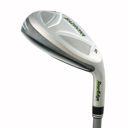 Tour Edge Bazooka Platinum Golf Iron Wood, Ladies, Right Hand, Graphite, Ladies, #7 Hybrid