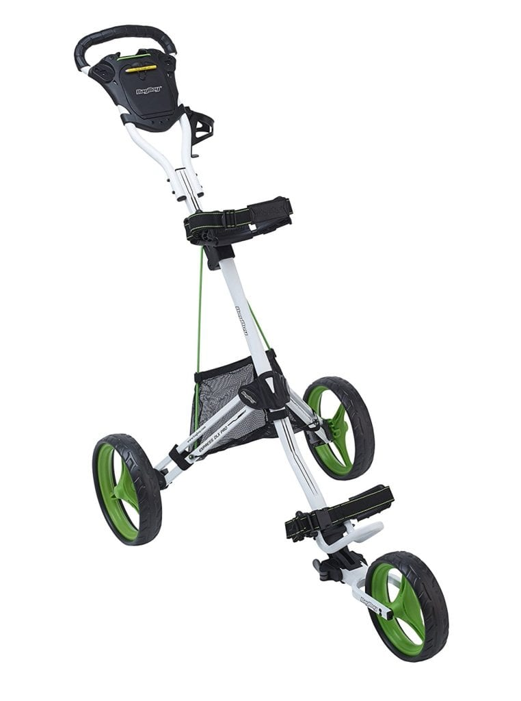 Bag Boy Express DLX Pro Golf Push Cart review