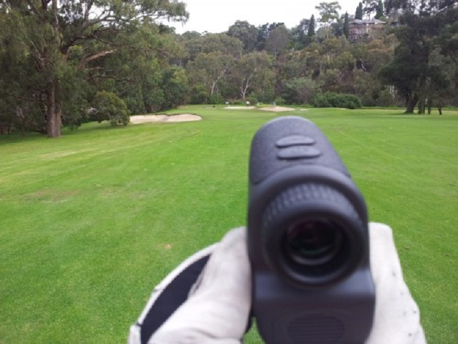 benefits of a golf rangefinder