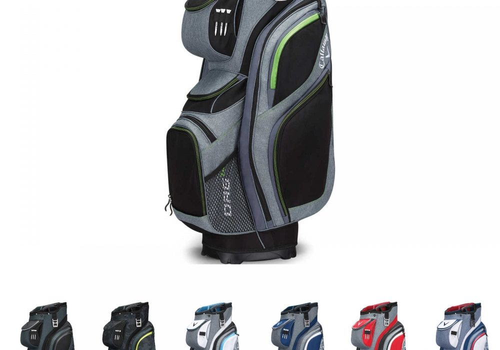 Callaway Org 14 Cart Bag Review: A Decent Golf Bag