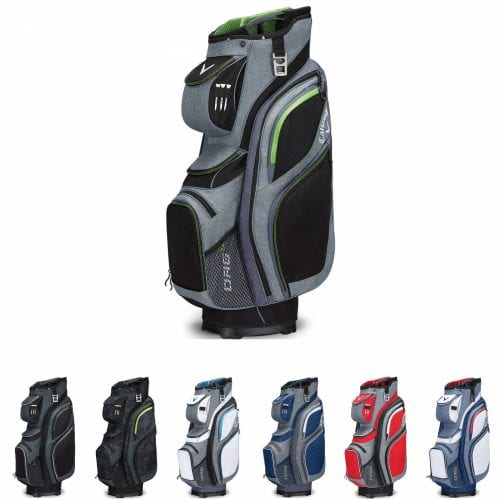 Callaway Org 14 Cart Bag Review- A Decent Golf Bag