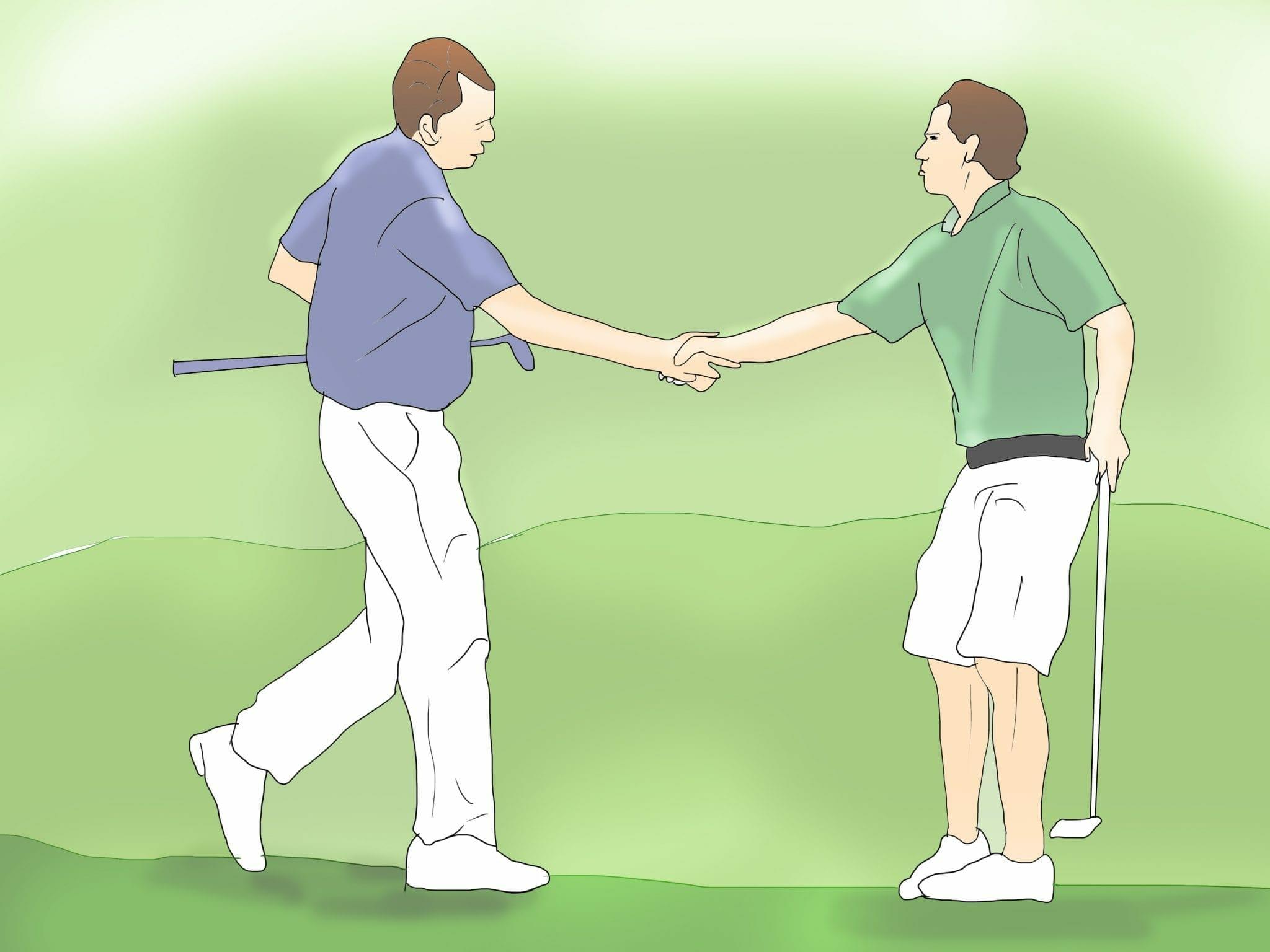 Golf Etiquettes