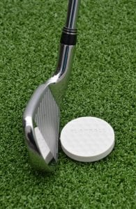 IZZO Golf Flatball Swing Training Aid