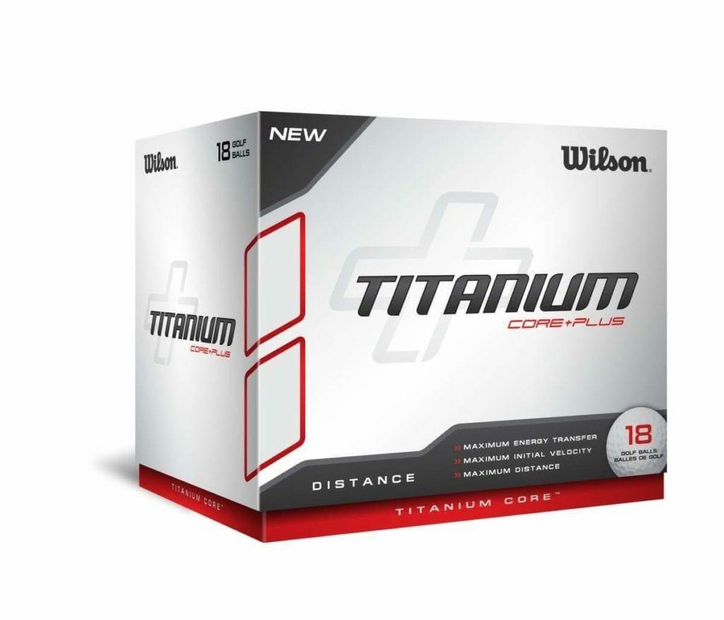 Wilson Titanium Golf Ball Review