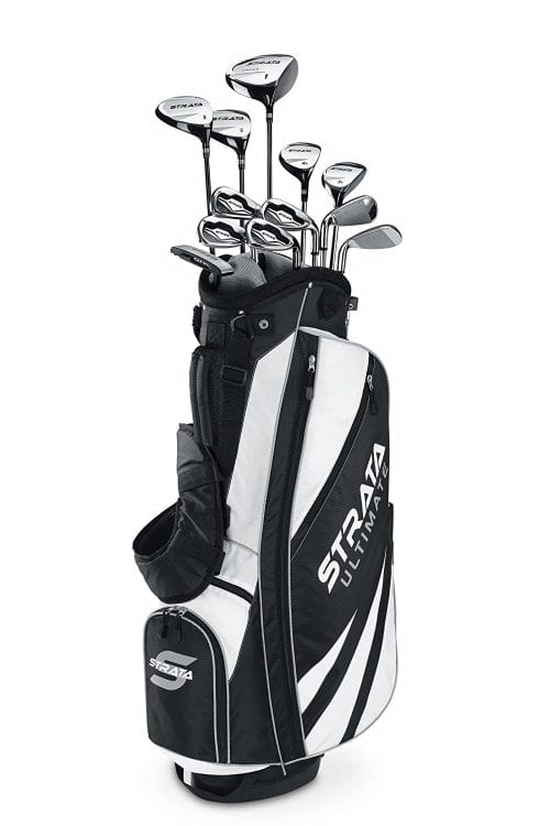 Callaway Strata Ultimate Set 2