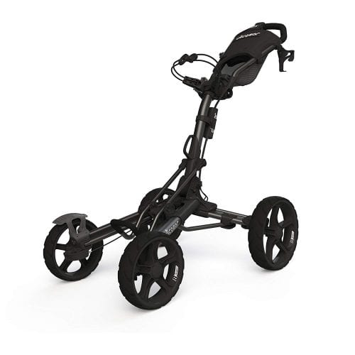 10 Best Golf Push Cart Reviews - Updated for 2019