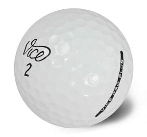 Vice Pro Plus Golf Balls 1