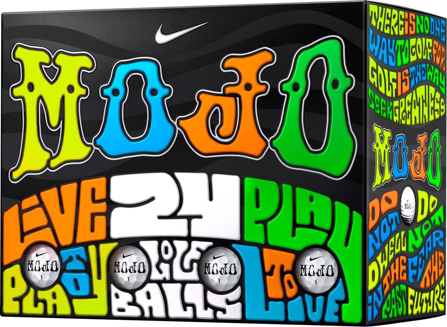 Nike Mojo Golf Balls Review