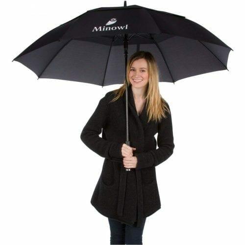 3. Minowl Golf Umbrella