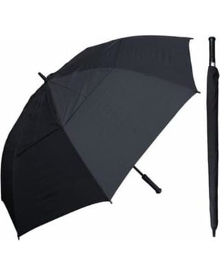 2. RainStoppers Windbuster Golf Umbrella