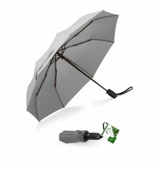 5. Repel Easy Touch Umbrella DuPont Teflon Travel Umbrella