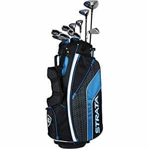 Callaway Mens Strata Ultimate Complete Golf Set