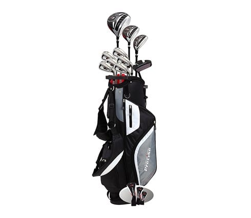 Precise M5 Mens Complete Golf Clubs Package Set