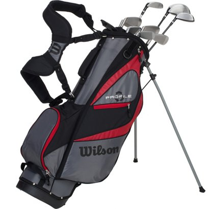 Wilson Mens Profile XD Complete Golf Set with Bag