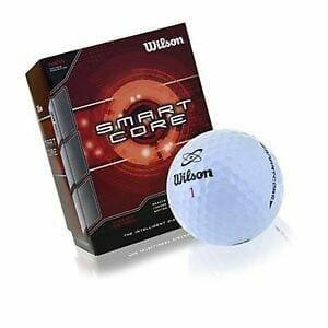 Wilson Sporting Goods Smart Core Golf Ball