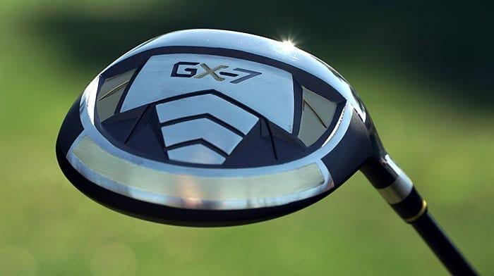 The GX7 Golf Clubs