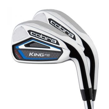 2018 Cobra Golf Mens King F8 One Length Iron Set