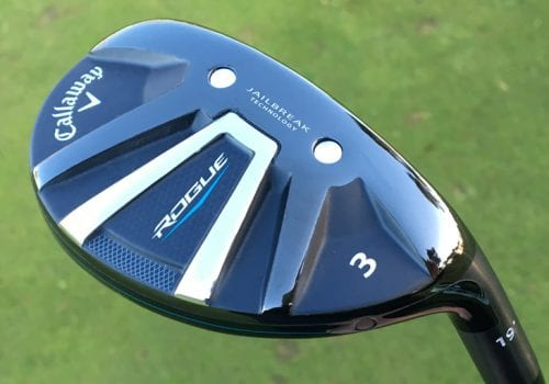 Callaway Golf 2018 Men Rogue X Hybrid