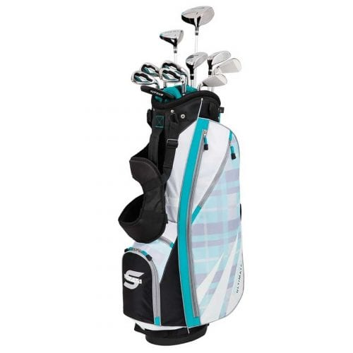 Callaway Womens Strata Ultimate Complete Golf Set (16-Piece)