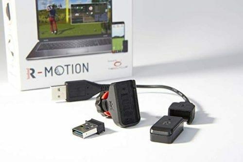 Rapsodo R-Motion Golf Simulator and Swing Analyzer