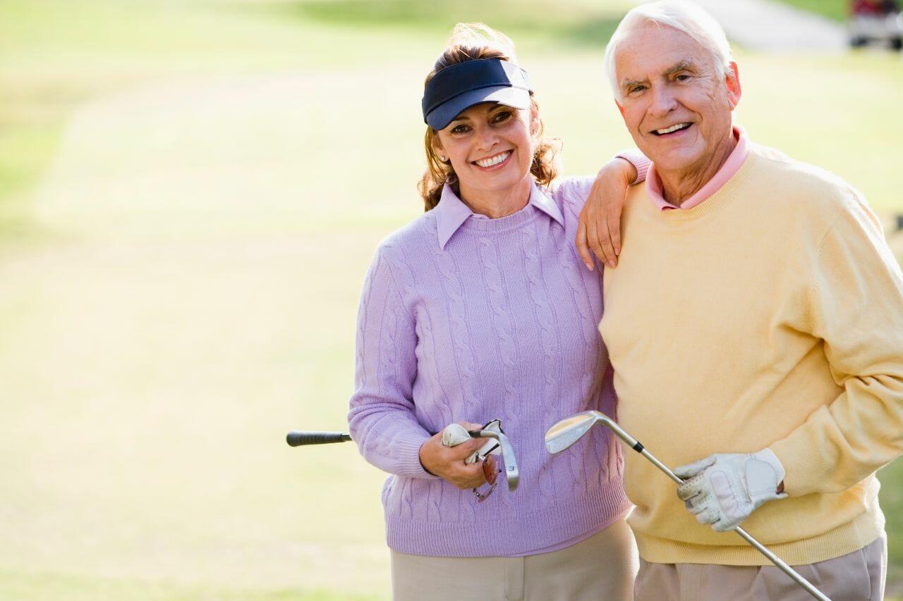 best golf balls for seniors 2021