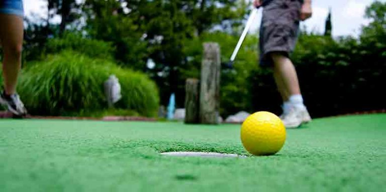 How to Build a Mini Golf Course Even if You Have No Knowledge