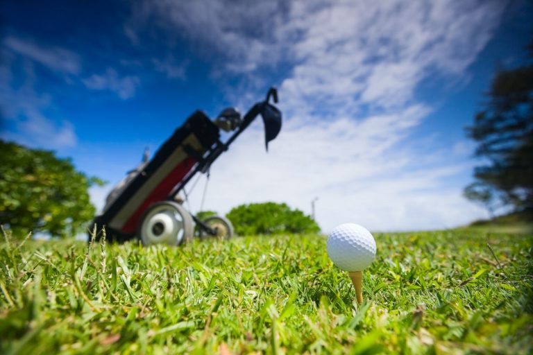 Best Golf Push Carts