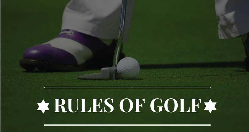 Basic Rules of Golf for Beginners Approved by USGA