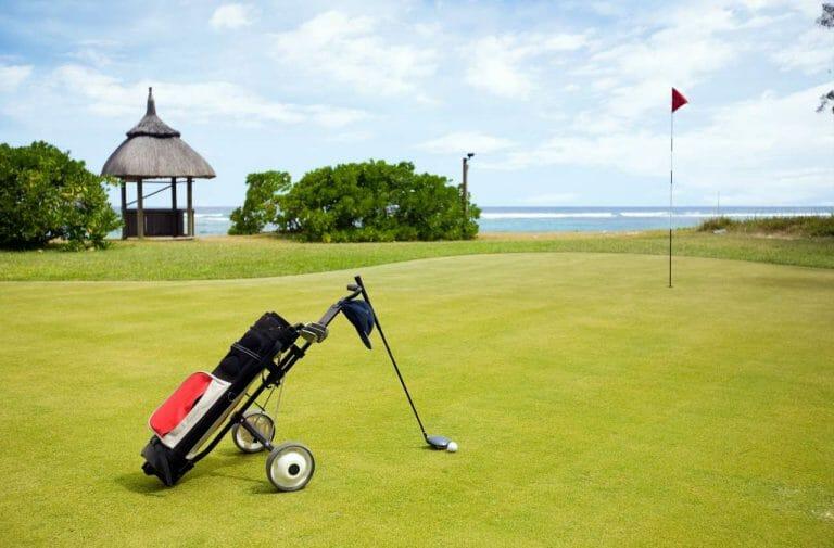Best Golf Bag for a Pushcart