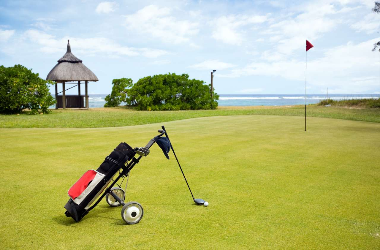 best golf bag for a pushcart