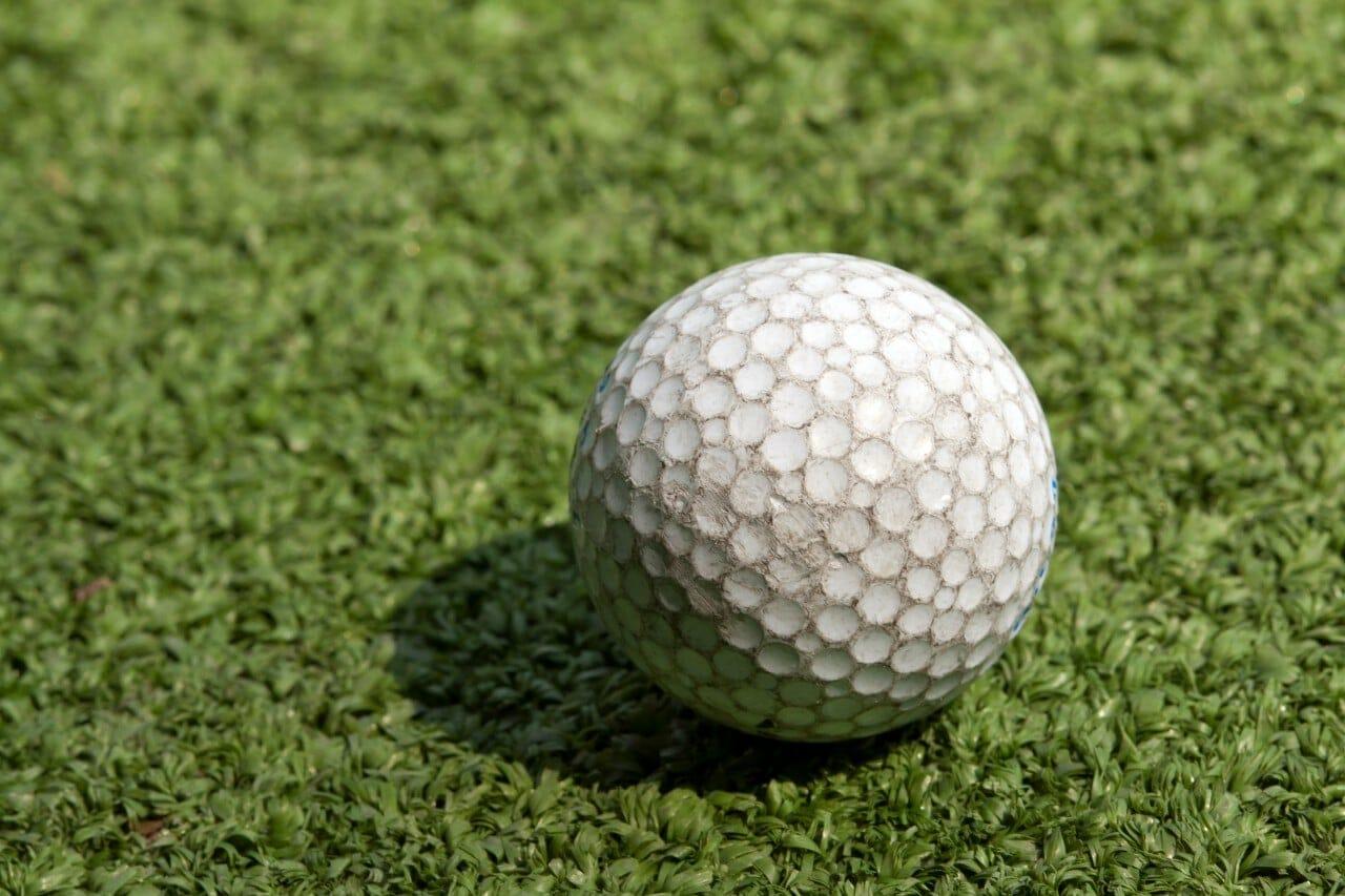 golf ball uses