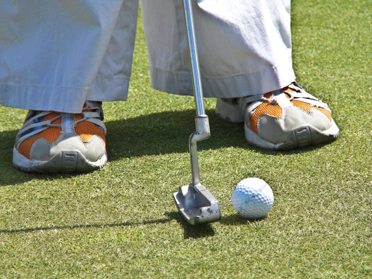 do golf shoes make a difference