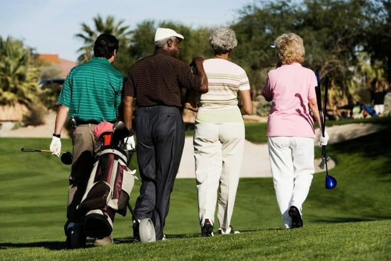 Does Golf Burn Calories? (calories/hour?)