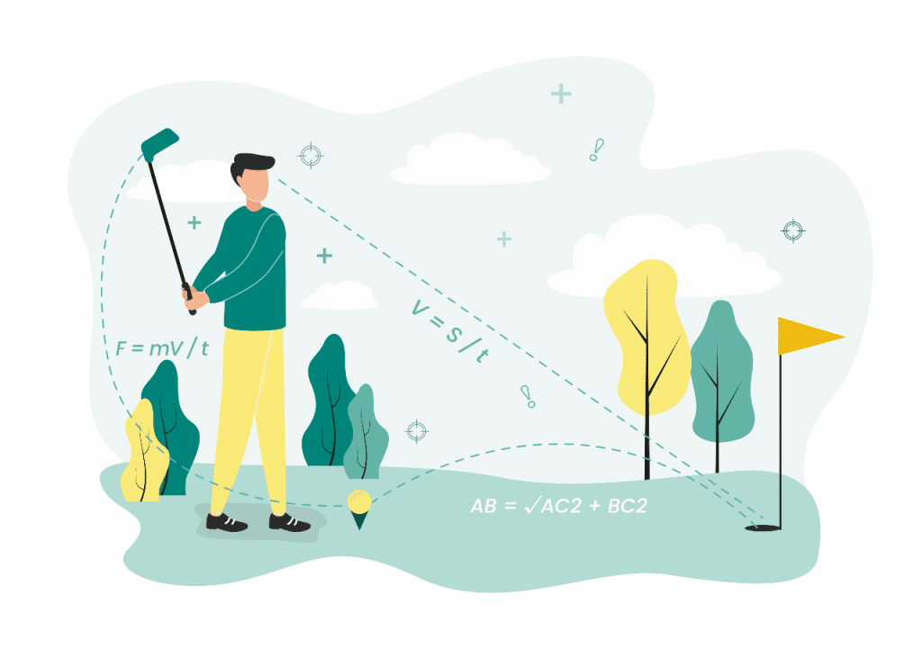 loft chart for golf