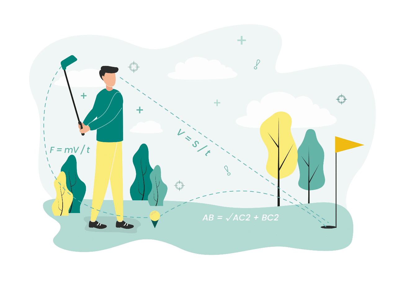 golf club loft chart