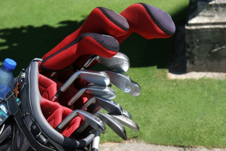 What are the 14 Clubs in a Golf Bag?