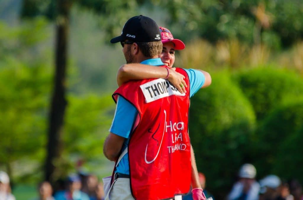 why do professional golfers need caddies