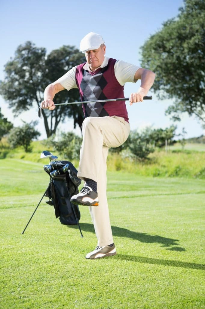 what are golf clubs made of