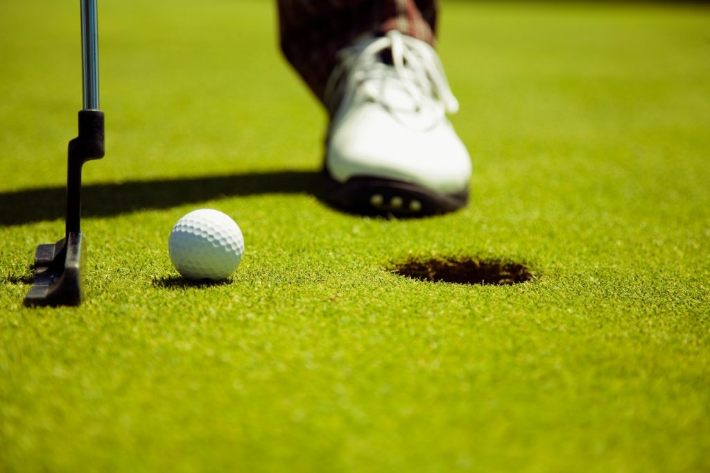 what is a putter in golf
