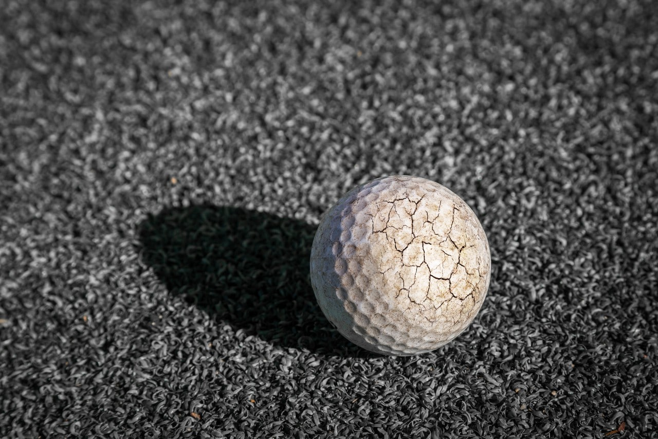 do golf balls go bad