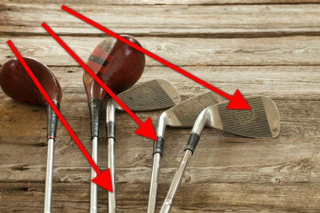 golf iron lifespan