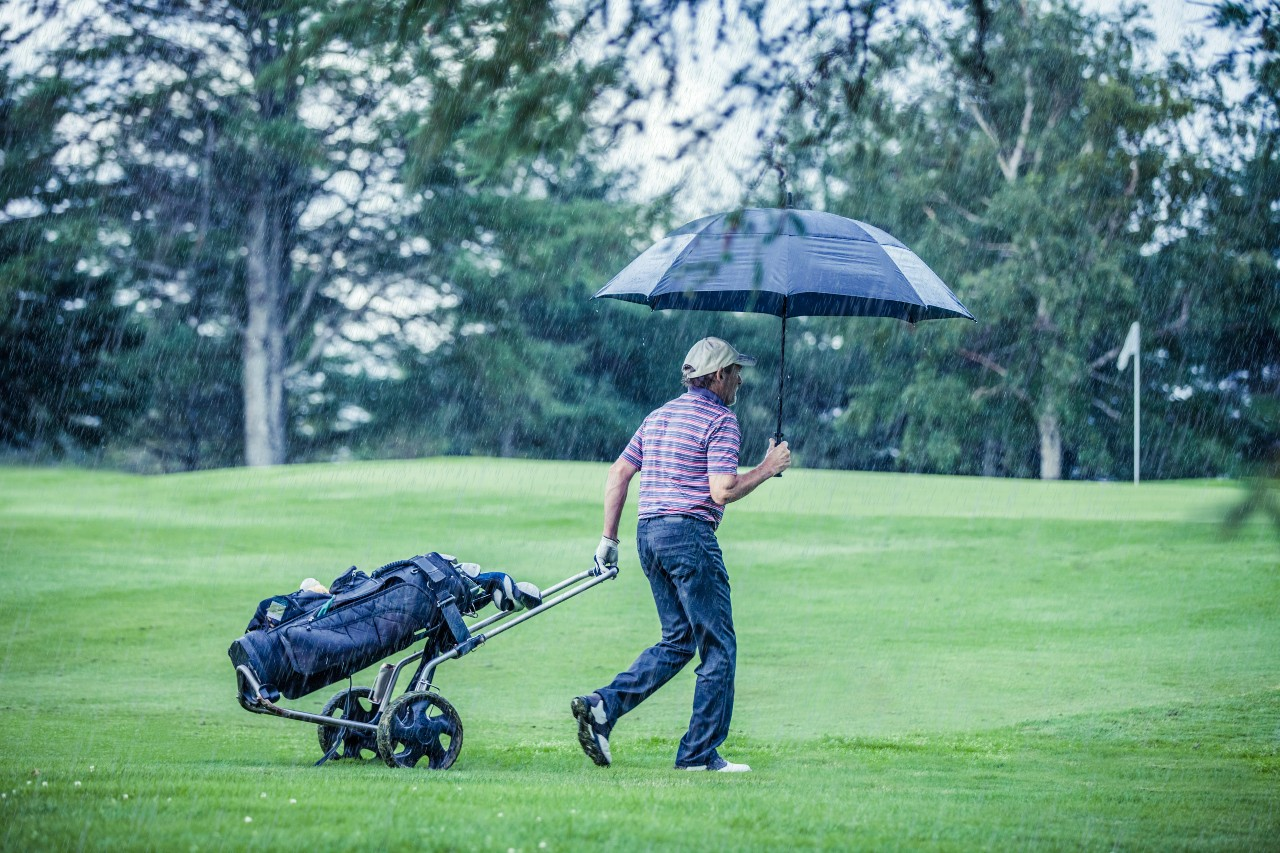 what is a golf umbrella